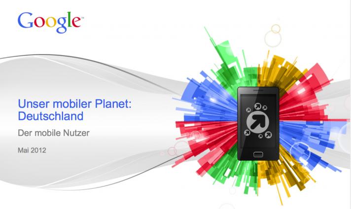 Denken mit Google: Our Mobile Planet Studie und Analyse-Tool